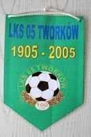 100 years of LKS 05 Tworkow pennant