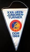 1969 UEFA European Under-18 Championship (East Germany) pennant