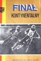 1979 Speedway World Team Cup Continental Final (Wroclaw, 28.07.1979)