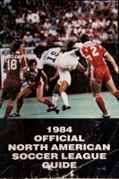1984 Official North American League Guide
