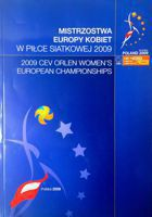 2009 CEV Women's European Championships official programme