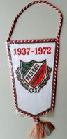 35 years of KS Przeboj Wolbrom jubilee pennant