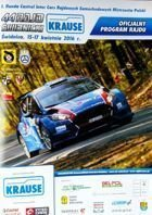 44 Swidnica Rally official programme (15-17.04.2016)
