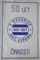 50 years of Slavoj Roudnice 1907-1957