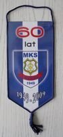 60 years of MKS Kanczuga pennant