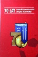 70 years of Warmia and Mazury Football Association