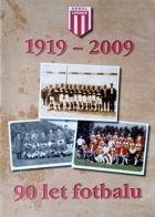 90 years of football in Lipence (Czech Republic)