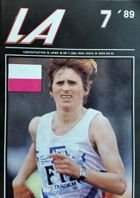 """Athletic"" monthly magazine - nr 7/1989"