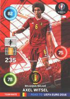 Axel Witsel - Belgium (nr 30 - Team Mate)