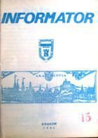 Bulletin of Polish Sport Souvenirs Collectors Association - volume 15 (1984)