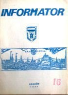Bulletin of Polish Sport Souvenirs Collectors Association - volume 16 (1984)