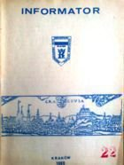 Bulletin of Polish Sport Souvenirs Collectors Association - volume 22 (1986)