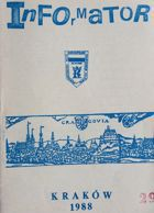 Bulletin of Polish Sport Souvenirs Collectors Association - volume 29 (1988)