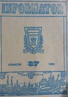 Bulletin of Polish Sport Souvenirs Collectors Association - volume 37 (1990)