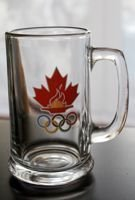 Canadian Olympic Committee tankard