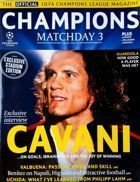 Champions. The official UEFA Champions League magazine (Matchday 3 22-23.10.2013)
