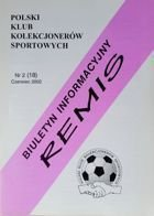 """Draw"" - Bulletin of Polish Sport Souvenirs Collectors Club - volume 2(18) (June 2002)"