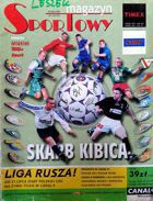 Ekstraklasa and Second Polish League Guide - Autumn 2001