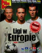 "European Leagues guide season 2003/2004 - ""Pilka Nozna"" magazine"