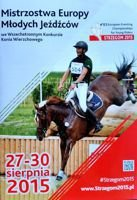 FEI European Eventing Championships for Young Riders - Strzegom (27-30.08.2015) official programme