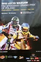 FIM Speedway Grand Prix of Poland, Warsaw (18.04.2015)