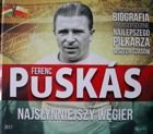 Ferenc Puskas. The Famous Hungarian