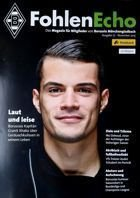 Fohlen Echo - Borussia M'gladbach official monthly magazine (November 2015)