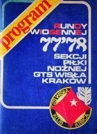 GTS Wisla Cracow Spring Round 1978 guide