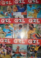 """Goal"" monthly magazine 1993-1994 (nr 1-9)"