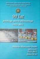 History of 50 metres swimming pool Poland Championships 1922-2012