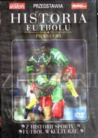 History of football. About story of sport. Football in culture DVD film
