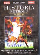 History of football. Progress of European football. Champions of Europe DVD film