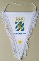 IFK Goeteborg pennant (official product)