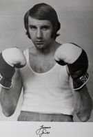 Janusz Gortat (boxing) - The Champion of Poland 1974 and 1975 light heavyweight