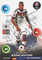 Jerome Boateng - Germany (nr 56 - Team Mate)