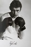 Jerzy Rybicki (boxing) - The Champion of Poland 1974 and 1975 welterweight