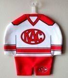 Klagenfurt AC (ice hockey) mini t-shirt car hanger