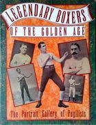 Legendary boxers of the Golden Age