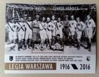 Legia Warsaw 1916-2016 post stamp
