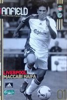 Liverpool FC - Maccabi Haifa (09.08.2006) - Champions League Qualifier official match programme