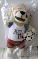 Mascots Zabivaka - FIFA World Cup Russia 2018 (Official Licensed Product)
