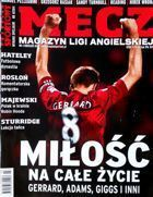 """Match"" English Football League Magazine (""Przeglad Sportowy"") nr 4 April 2014"