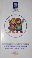Official Guide to the Swiss delegation Olympic Games Lillehammer 1994