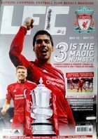 Official Liverpool Football Club Weekly Magazine (2012 May 01-07)