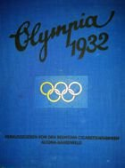 Olympic Games Los Angeles i Lake Placid 1932 (Olympia 1932)