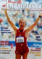 """Olympic Magazine"" nr 10-11 October-November 2000"