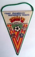 Pennant Finals FIFA World Cup Spain '82 First group