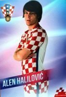 Photo Alen Halilovic  Representation of Croatia Euro 2016