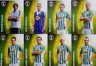 Photographies of Bohemians Prague football players season 2015-2016 (13 items)