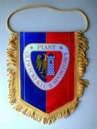 Piast Gliwice pennant